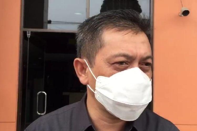 Wakil Gubernur Kalimantan Timur, Hadi Mulyadi saat ditemui di Gedung DRPD Kaltim, Samarinda, Jumat (3/7/2020).
