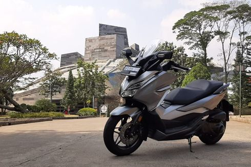 Ragam Promo Motor Honda di Jawa Barat, Forza Diskon Rp 11 Juta