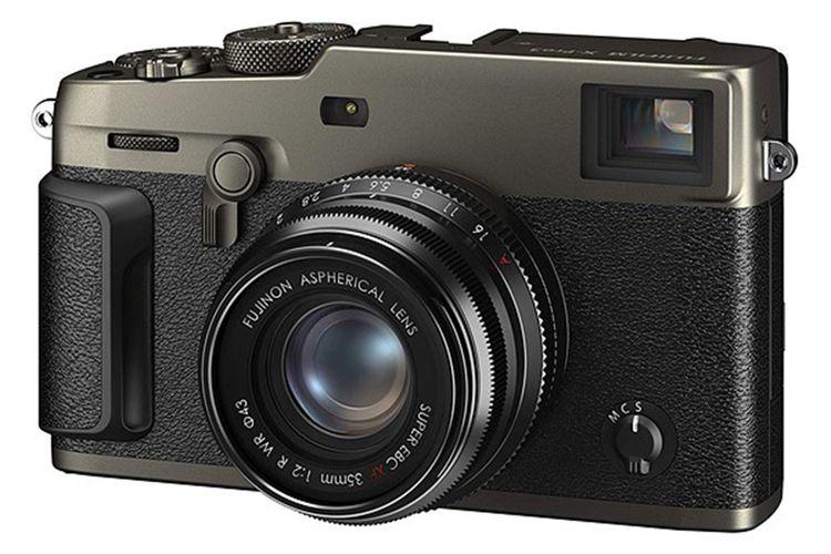 Kamera mirrorless Fujifilm X-Pro3