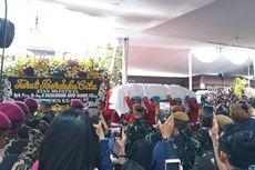Amanat Ketua MK Sebelum Jenazah Habibie Diberangkatkan ke TMP Kalibata