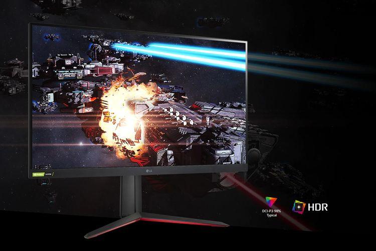 LG UltraGear GP850.