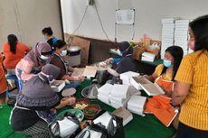 91 Warga Satu Kelurahan Isoman, Masyarakat di Kota Malang Gotong Royong Memasak
