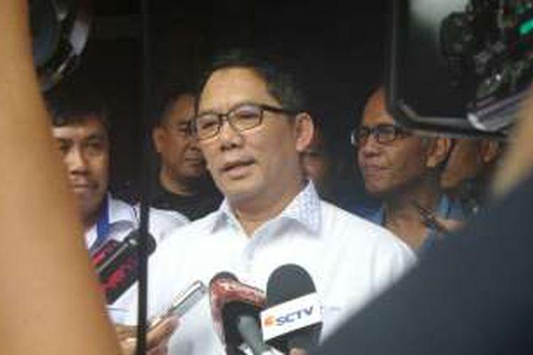 Putra mantan Gubernur DKI Jakarta Ali Sadikin, Boy Sadikin.