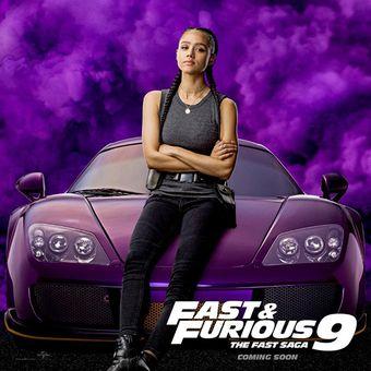 Deretan mobil dan motor yang dipakai dalam film Fast and Furious 9: The Fast Saga.