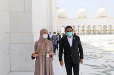Jadi Kontraktor Masjid Raya Sheikh Zayed Solo, Waskita Kunjungi Abu Dhabi