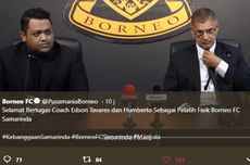 Pelatih Baru Borneo FC Resmi Diperkenalkan