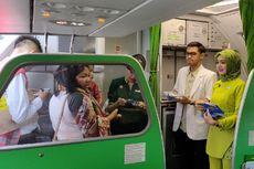 Dokter Bagi-bagi Pola Hidup Sehat di Penerbangan Citilink, Ini 6 Tipsnya