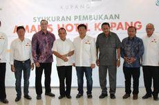 Gubernur NTT Resmikan Hotel Amaris Kupang