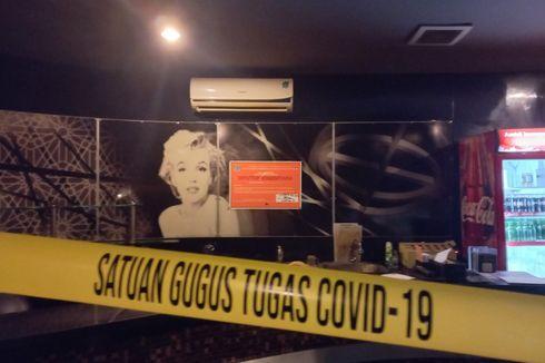 Kafe hingga Tempat Karaoke di Cakung Disegel karena Langgar Aturan PPKM