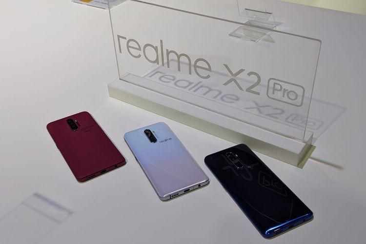 Harga dan Spesifikasi Realme X2 Pro di Indonesia