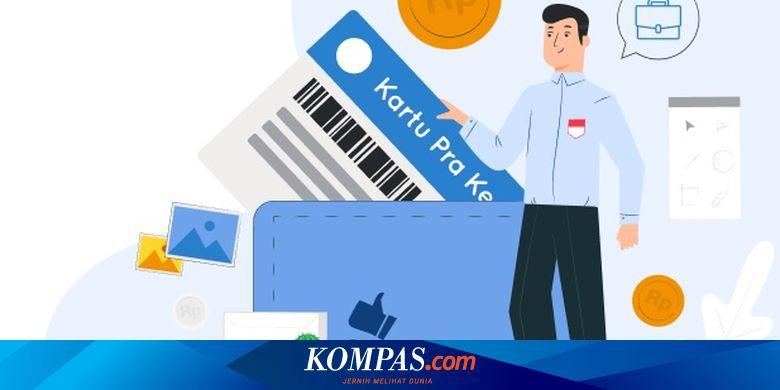 Populer Money Pendaftaran Kartu Prakerja Resmi Dibuka Erick Soal Erick Thohir For President