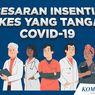 INFOGRAFIK: Besaran Insentif Nakes yang Tangani Covid-19