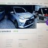 Mobil Murah Bekas di Balai Lelang, Agya Cuma Rp 40 Jutaan