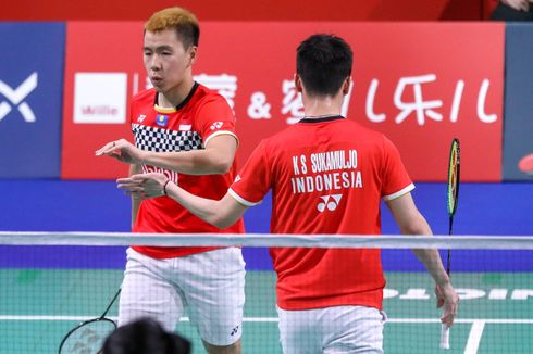 Fuzhou China Open 2019, Marcus/Kevin Tembus Final