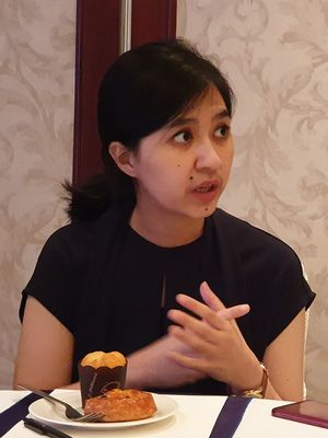 Head of Operation IDC Indonesia, Mevira Munindra.