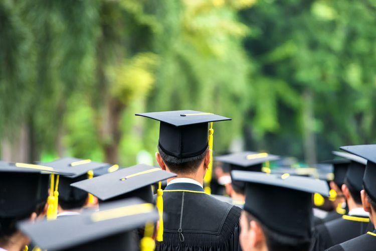Ilustrasi perguruan tinggi