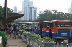 Selter Dilarang di Stasiun Sudirman, Ojek Online: Penumpang Order Nanti Susah