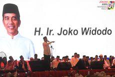 Jokowi Merasa Diuntungkan jika Partisipasi Pemilih Tinggi