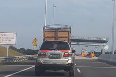 Melebihi Batas Kecepatan di Tol Pekanbaru-Dumai Akan Ditilang