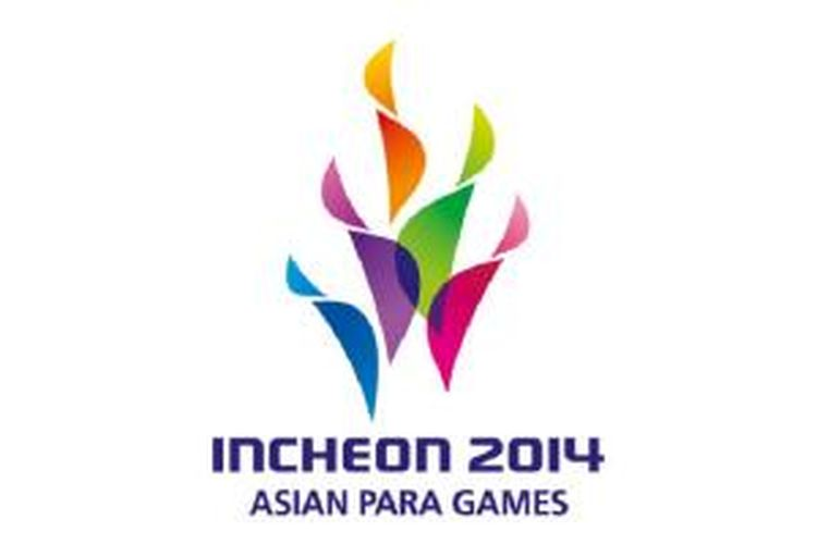 Logo Asian Games Para Games 2014