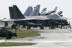 AS Kirim Puluhan Jet Tempur F-22 ke Pasifik, Hadapi China dengan Sangat Serius