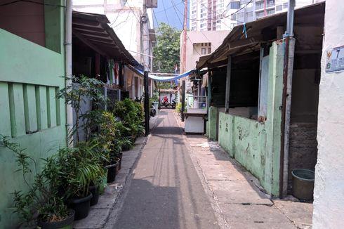 Lurah Menteng Atas Sebut Belum Ada Koordinasi Tata Kampung Kumuh