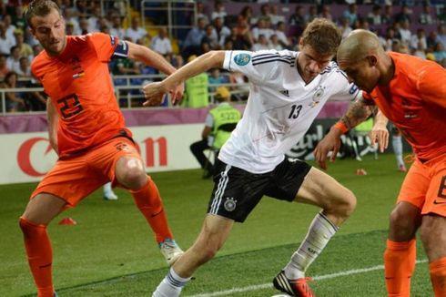 Link Live Streaming Jerman Vs Belanda, Kickoff 01.45 WIB