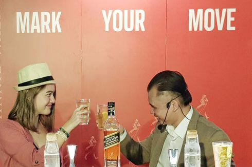 4 Kota Jadi Inspirasi Koktail Highball Ala Johnnie Walker