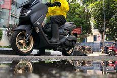 Musim Hujan, Pahami Teknik Pengereman Sepeda Motor di Trek Basah