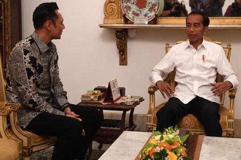 Pertemuan Jokowi-AHY, Arah Politik Demokrat dan Ancaman Resistensi dari PDI-P
