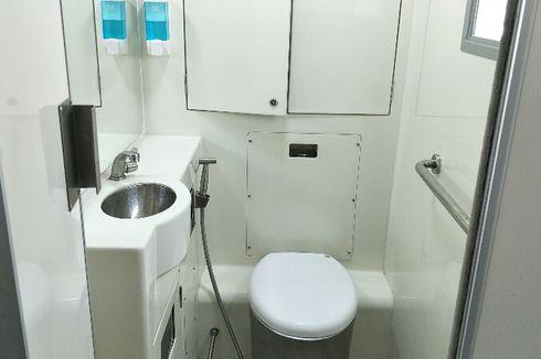 Pakai Toilet di