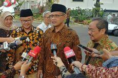 Soal Pembakaran Bendera, Ketum PP Muhammadiyah Minta Semua Pihak Tahan Diri