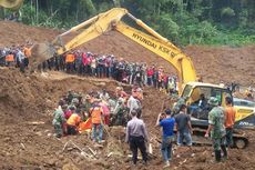 Cuaca Buruk, Pencarian Korban Longsor di Ponorogo Dihentikan Sementara
