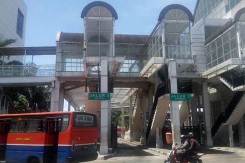 Terminal Manggarai Sepi Penumpang, Omzet Pengemudi Kopaja Tak Lagi Tembus Rp 2 Juta