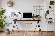 6 Tanaman Warna-warni untuk Mencerahkan Ruang Kerja di Rumah