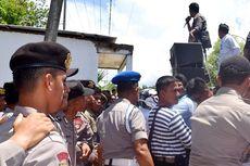 14 Orang Diamankan Usai Bentrok di Depan KPU Buton Selatan