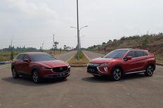 Desain Eclipse Cross dan Mazda CX-30, Pilih Maskulin atau Sporty?