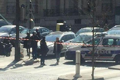 Ledakan Bom di Kantor IMF, Satu Orang Terluka