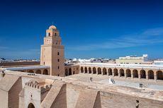 Cerita Masjid Agung Kairouan Tunisia, Dibangun pada Abad Ke-7