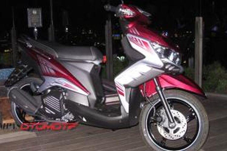 Yamaha GT 125 Eagle Eye nenggak 1 liter bensin untuk 78,98 kpl.