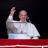 Karena Virus Corona, Untuk Pertama Kalinya Sri Paus Fransiskus Pimpin Doa Lewat Livestream
