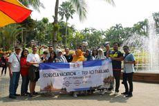 Peserta Cordela Vacation Melihat Madu hingga Kulineran di Pattaya