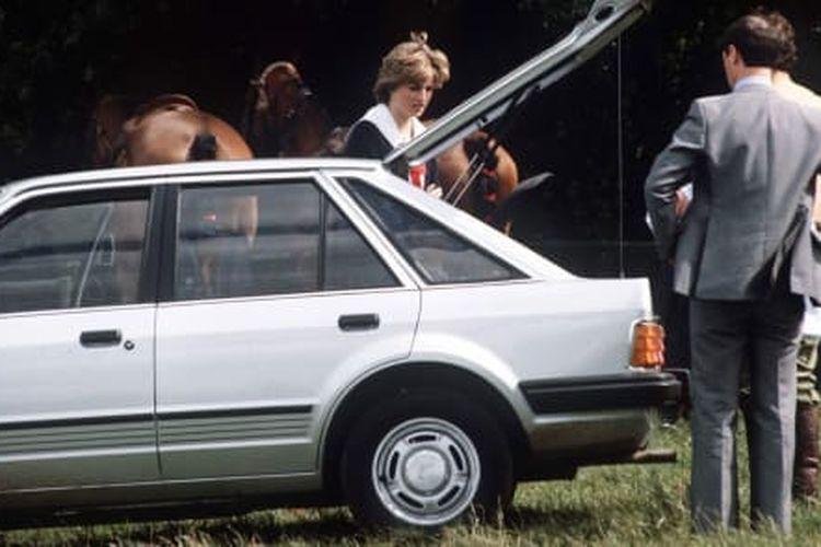 Mobil Putri Diana
