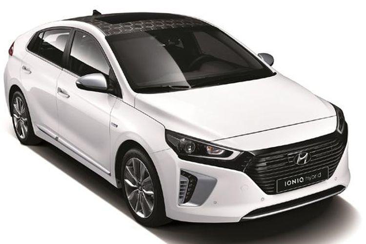 Bebas Pajak Hyundai Belum Pastikan Harga Otr Mobil Listrik Ioniq Di Jakarta