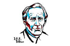 Hari Ini 46 Tahun Lalu, JRR Tolkien, Penulis