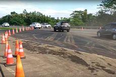 Pasca-Ambles, Contraflow di Km 122 Tol Cipali Masih Diberlakukan