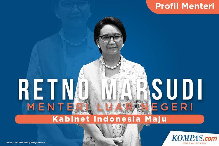 Profil Menteri, Retno Marsudi Menteri Luar Negeri