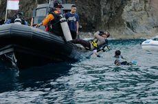 106 Penyelam Gelar Upacara HUT RI di Perairan Perbatasan Papua Nugini