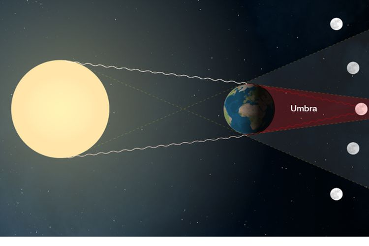 Fase Gerhana Bulan