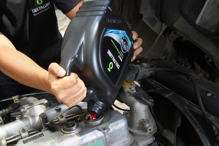 Oli baru Deltalube untuk kendaraan niaga bermesin diesel